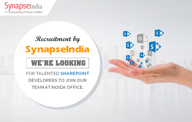 SynapseIndia Recruitment